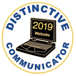 Distinctive Communicator 2019