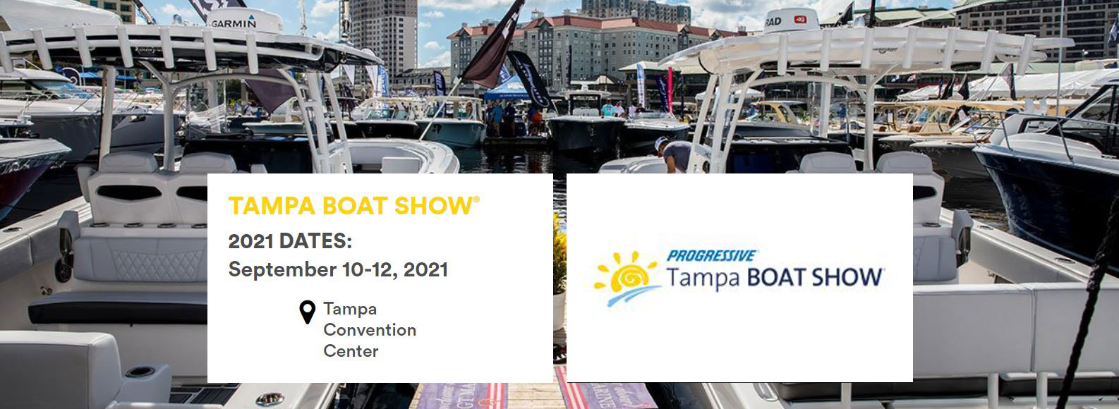 Tampa Boat Show Picture